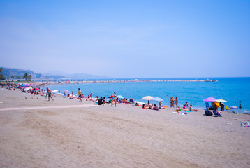 caleta playa
