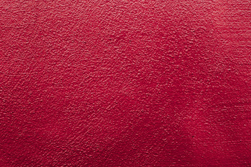 red painted wall background texture