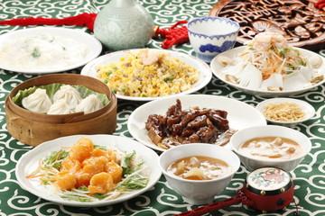 中華料理,食事,料理,中国,コース,ディナー