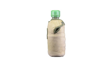 army water can isolate on white background,clipping path