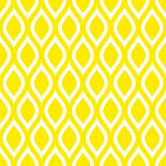 Citrons de modèle sans couture rétro abstrait