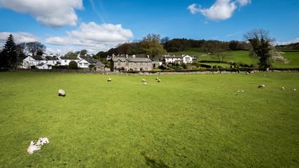 Near Sawrey, Cumbria, England