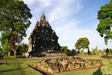Sojiwan Temple near to Prambanan Temple