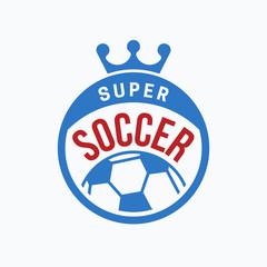 Soccer Club Logo or Badge.