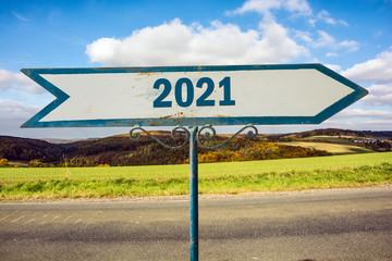 Schild 251 - 2021