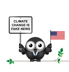 Comical American climate change denial after pulling out of the Paris 