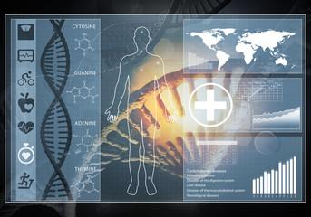 Medicine user interface
