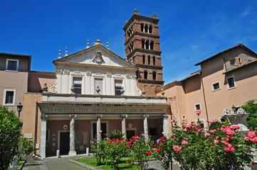 Roma, la Basilica di Santa Cecilia