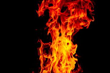 Canvas Prints Flame Fire