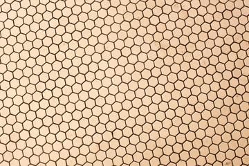 honeycomb tile pattern