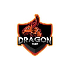 Dragons Team Logo