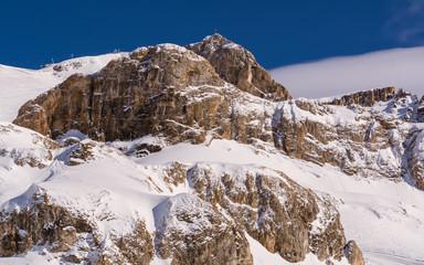 Alpen, Skigebiet Ischgl, Silvretta, Tirol, Österreich