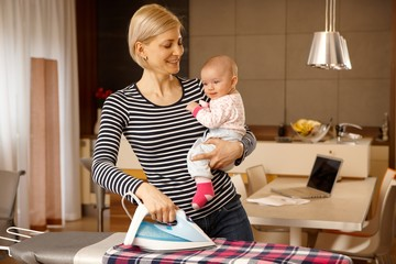 Housework and motherhood