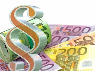 Geldwäschegesetz, Paragraph, Geld