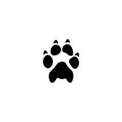 cat paw print