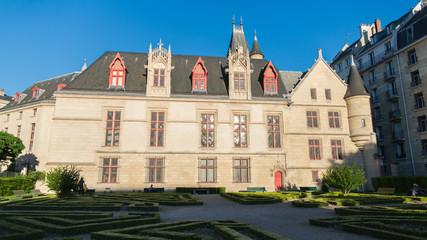 Paris, Hotel de Sens, mansion, city palace