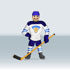 Finland ice hockey hockey player