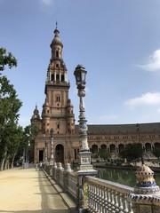Séville - Place d'Espagne