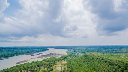 Pha Taem Cliff national park