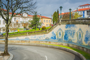 Viseu is a beautiful city in central Portugal