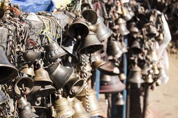 Wallpaper Macro tibetan prayer flags yellow blue red white mountain temple  religion bells