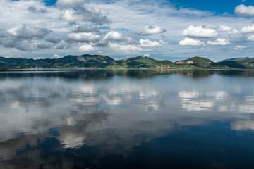 Lago di Massaciuccoli, Torre del Lago Puccini, Tuscany Italy