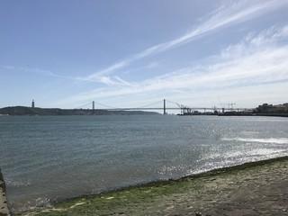 Lisbonne - Pont du 25 Avril