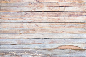 Old, dirty and vintage plank wall in dark tone, Plank several sheets used to make walls, background texture.