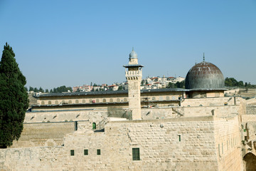 Jerusalem, Temple Mount, Dome of the Rock