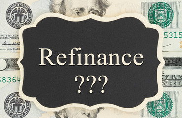 Learning if it is time to refinance