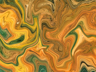 Colorful indian style marble background. Marbling texture design. Abstract background. Stock. Oil painting style. Watercolor hand drawing. Good for wallpapers, posters, cards, invitations, websites.