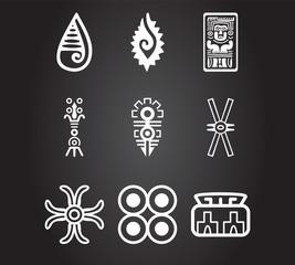 American Indians National Ethnic symbols