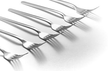 Fork row