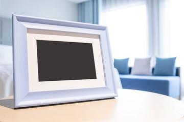 close up frame