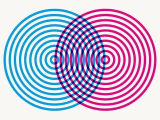 circles target optical