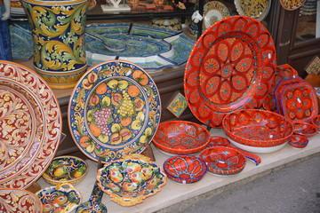 Keramik auf Sizilien