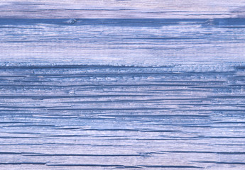old wooden airy blue planks background or organic texture. Oak texture Seamless pattern. close up