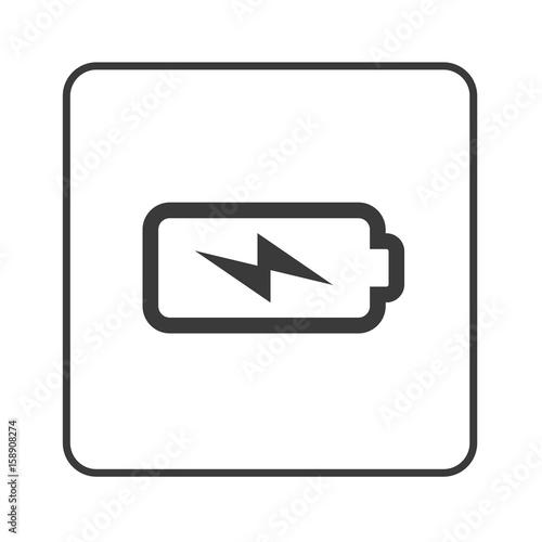 Batterie - Laden - Simple App Icon\
