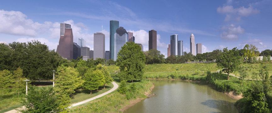 Houston Downtown, Texas, USA