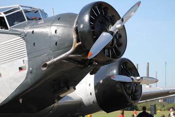 Junkers Ju 52/3m (Tante Ju)