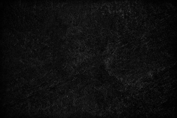 Dark grey black slate background or texture.