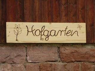 Hofgarten Dekoration
