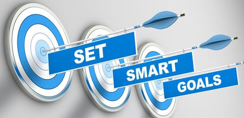 Set smart goals! Target