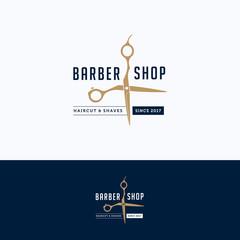 Barbershop logo