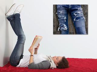 Enspanntes lesen