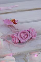 Decoration for a handmade