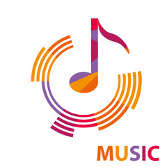Music icon note