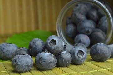 blueberry fresh fruits