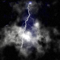 fulmini fra le nubi