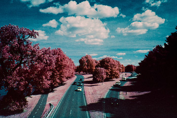 GW Parkway Infrared